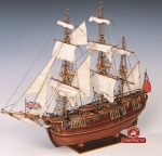 HMS Endeavour (Constructo) масштаб 1:60
