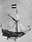 Чертеж корабля Stadt VON Bremen