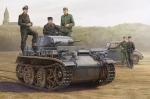 82431 Танк German PzKpfw I Ausf C (VK 601) (Hobby Boss) 1/35