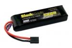 Аккумулятор для радиоуправляемых моделей Black Magic LiPo 7,4В(2S) 5000mAh 30C Soft Case Traxxas plug