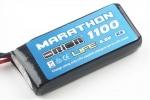 Аккумулятор для радиоуправляемых моделей Team Orion Batteries Marathon Life Standard RX Pack Team Orion LiFe 6,6В(2s) 1100mAh 30C Soft Case BEC/JST