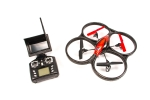 Радиоуправляемый квадрокоптер с камерой WLTOYS V606G Mini UFO Quadcopter (FPV 5.8 GHz)