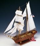 HMS Enterprise масштаб 1:51